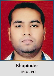 Bhupinder-IBPS-PO-2