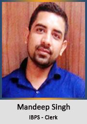 Mandeep-Singh-IBPS-Clerk-2