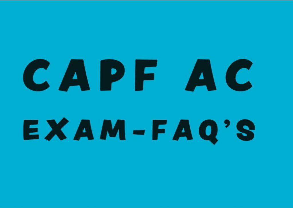 CAPF Ac Coaching in Chandigarh